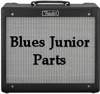 these are the most commonly replaced parts in fender� blues junior models  from 1995 through the present