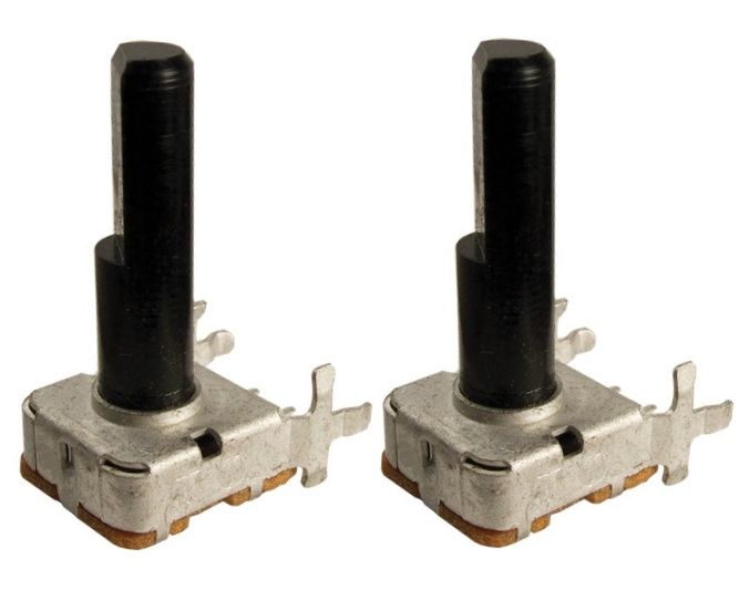 Fender Amp Potentiometer Sets