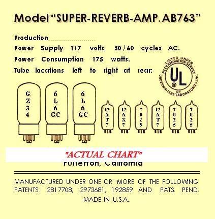 Fender Amp Capacitor Kits